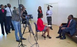 Mock interview photo
