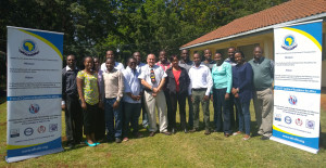 Day 1: Project Management for ICT Seminar at AFRALTI