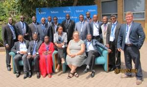 ITU CoE Steering Committee members